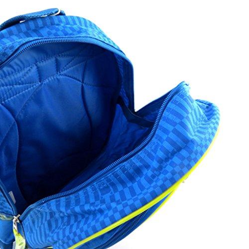 Zaino Minionsgiallo blu (40x30x13 cm).