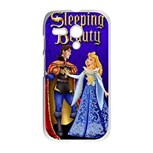 Motorola Moto G Phone Case Sleeping Beauty Personalized Cover Cell Phone Cases GHR751118