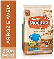 Cereal Infantil, Arroz e Aveia, Mucilon, 230g