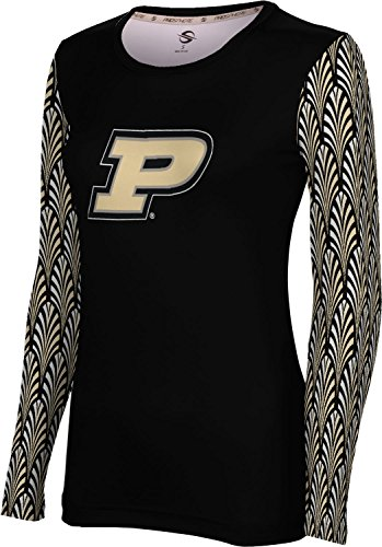 ProSphere Women's Purdue University Deco Long Sleeve - Shops Dress Lafayette In Indiana