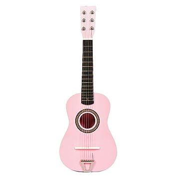 De Para Cuerdas 3 Pulgada Mrke Juguete Ukelele Infantil Principiantes 6 Musicales 8 Niño 23 Instrumentos Y Añosrosa Niña Guitarra xrdeCBWoQ