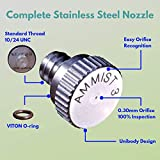 AmMist Mister Nozzle Stainless Steel Fog Nozzles