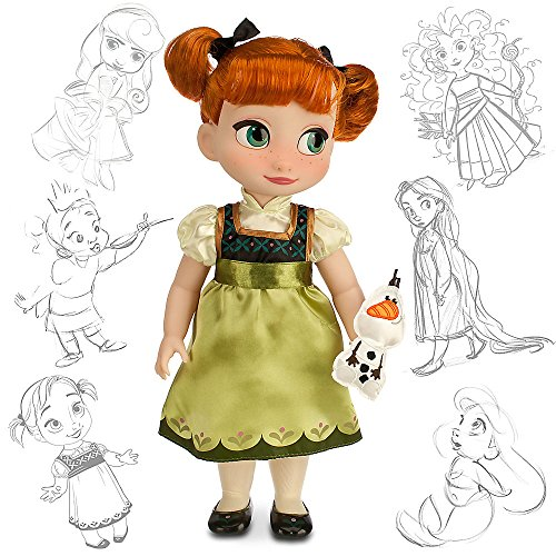 Disney Animators' Collection Anna Doll-Frozen-16 Inch 460708237748
