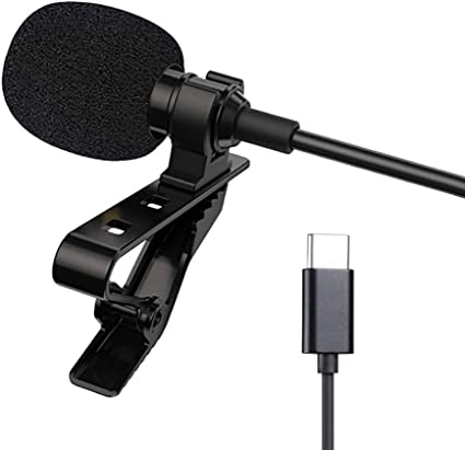 Amazon Com Microphone Professional For Iphone Ipad Ipod Mini Professional Gradelavalier Lapel Mic Speaker Audio Video Recording Condenser Mics For Youtube Interview Conference For Iphone Ipad Ipod 6 6ft Musical Instruments