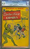 CGC Graded 4.5, Batman Detective Comics # 140 Comic Book (1st Printing) First Appearance of the Riddler