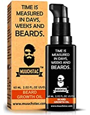 Muuchstac Beard Growth Oil