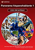 img - for Panorama hispanohablante 1 Libro del Profesor with CD-ROM (IB Diploma) book / textbook / text book
