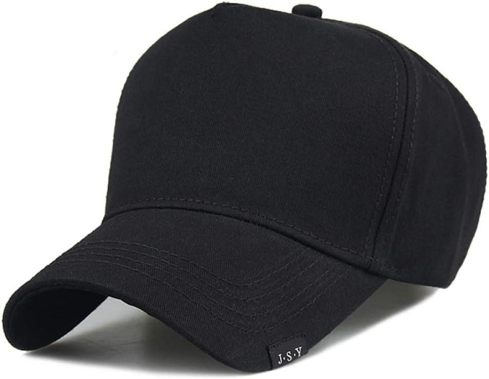 sdssup Sombrero de Hombre Gorra de béisbol Gorra Visera Negra ...