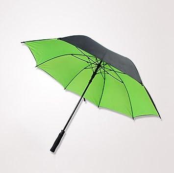 GOLAEkh,Viento paraguas de fibra doble paraguas de golf ...