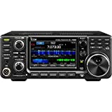 ICOM 7300 02 Direct Sampling Shortwave Radio Black