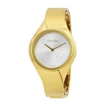2977fbbca Image Unavailable. Image not available for. Color  Calvin Klein Women s  Quartz Watch K5N2M526