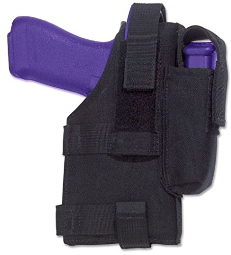 Elite Survival Systems Tactical Belt Holster Right Hand 7680-B-RH Tactical Belt Holster Right Hand Black