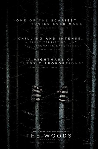 BLAIR WITCH 2016 - THE WOODS Original Movie Poster 27x40 - Dbl-Sided ()