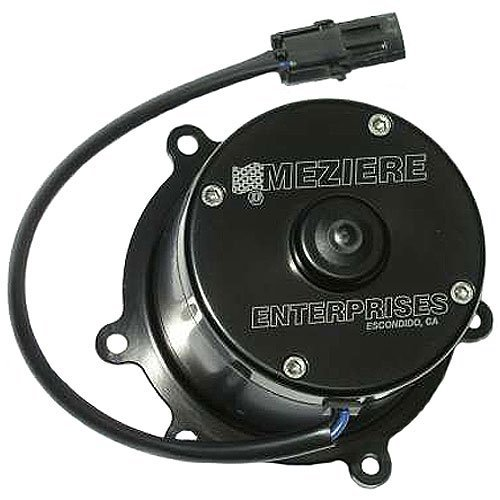 Meziere WP118HD Black LT-1 Heavy Duty Electric Water Pump (Pump Water Lt4)