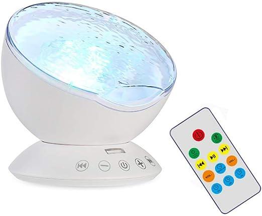 Luz De Proyección, Control Remoto Proyector De Estrellas Luz ...