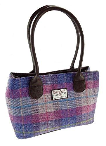 LB1003 COL47 Tweed Harris Handbags Authentic Ladies Classic avaw8Xq