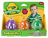Crayola 3ct. Washable All-In--One Paint Orange, Purple, Green