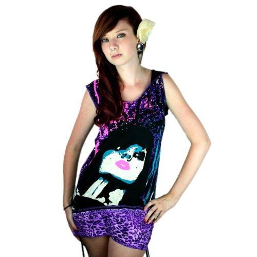 Too Fast - Camiseta - para mujer noir-violet