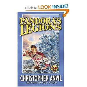 Pandora's Legions Christopher Anvil, Eric Flint