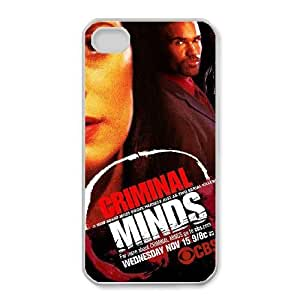 iphone4 4s Phone Case White Criminal Minds ZIC454685