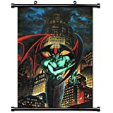 DevilMan Anime Fabric Wall Scroll Poster (16 x 24) Inches