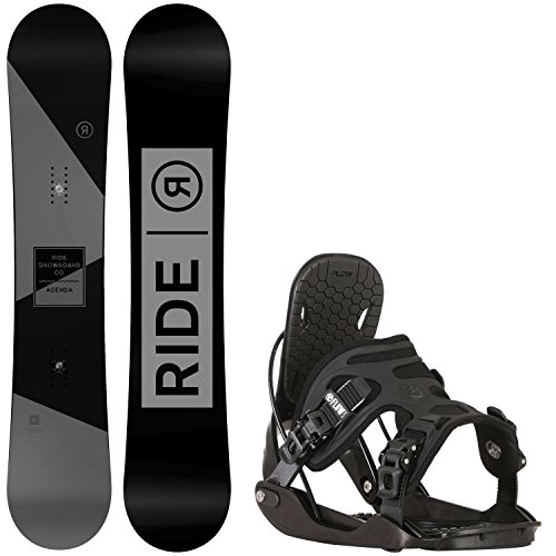 152 cm mens snowboard package - 5