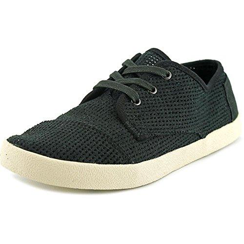 Toms Paseo Women US 5 Black Sneakers