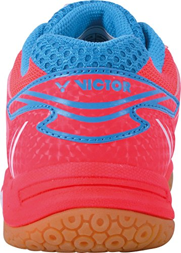 Blue Badminton Victor Pink Shoes Pink Women's nPBwqOIwSY