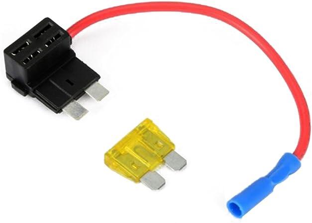 Añadir un circuito Piggy Back Estándar Portafusibles Hoja Nuevo
