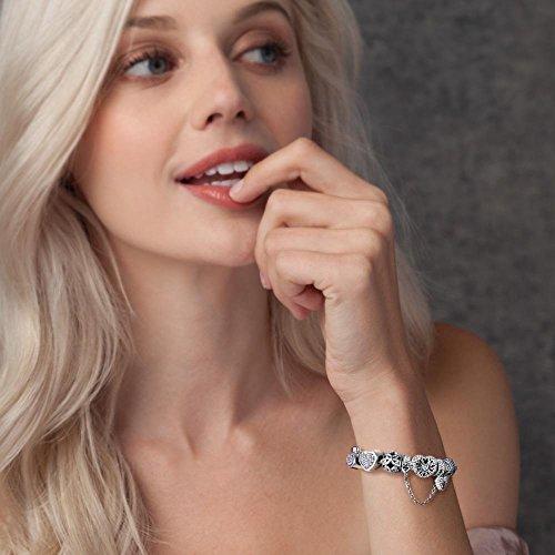 Soufeel Liberer Votre Cœur Charms Compatible Européen Bracelets Pour Charms Colliers Bracelet