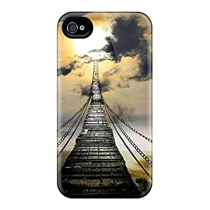 For Iphone Case, High Quality Bridge To Heaven For Iphone 4/4s Cover Cases