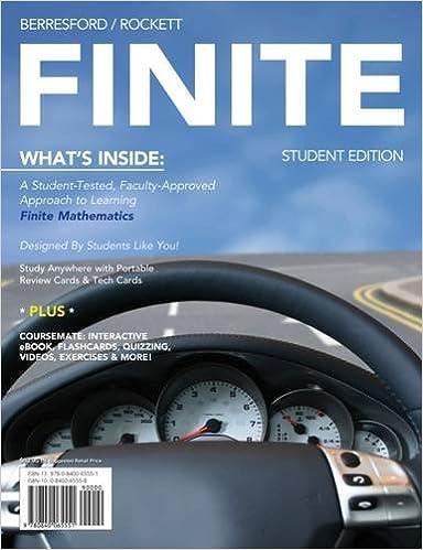 FINITE, 1st Edition - Original PDF