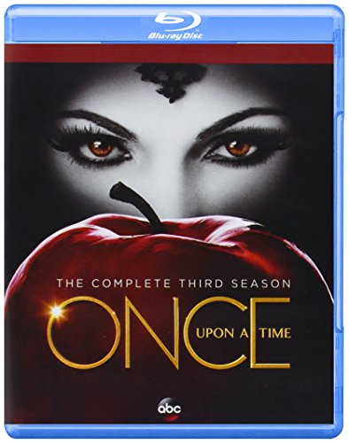 Blu-ray : Once Upon a Time: The Complete Third Season (Boxed Set, Dolby, AC-3, , 5 Disc)