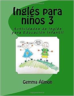 Inglés para niños 3: Actividades de inglés para Educación ...
