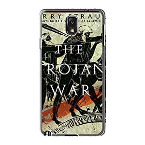 Scratch Protection Hard Phone Cover For Samsung Galaxy Note3 With Customized Nice Strat Wars Pattern Marycase88