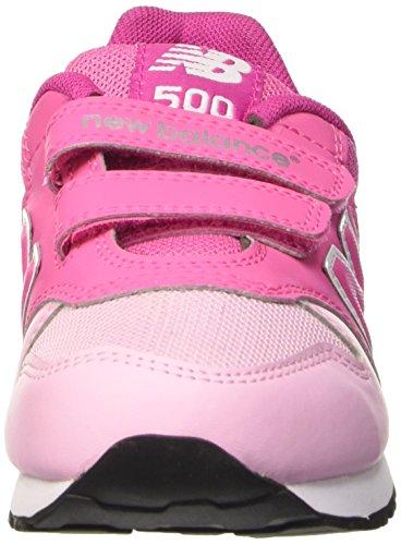 New Balance Jungen Nbkv500pkp Krabbelschuhe, 20 EU Rosa/Pink