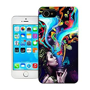 Unique Phone Case Personalities pattern woman chalice pandora shapes colors photohsop painting digital art mixed media photography beautiful Hard Cover for 5.5 inches iphone 6 plus cases-buythecase