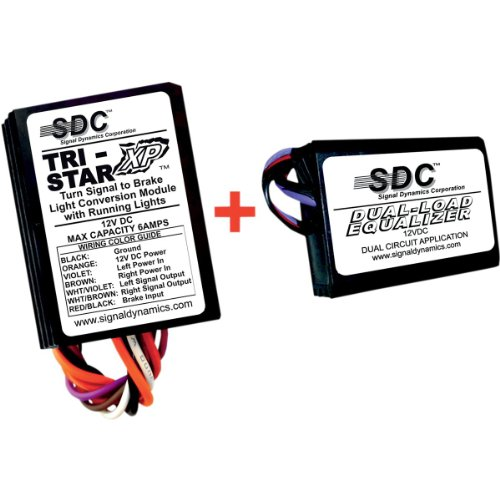 (Signal Dynamics Tri-Star XP Module with Running Lights and Load Equalizer 1016)