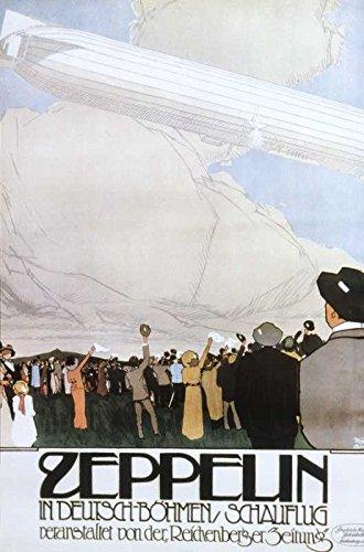 The Museum Outlet - Art Postcard - Zeppeun - Set of 12 Postcards