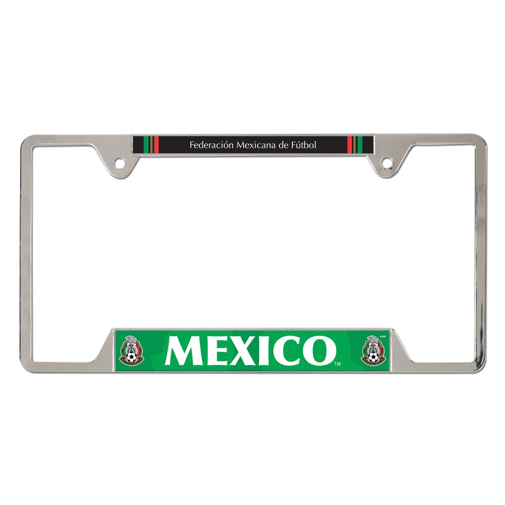 Amazon.com: SOCCER Atlanta FC Metal License Plate Frame: Sports & Outdoors
