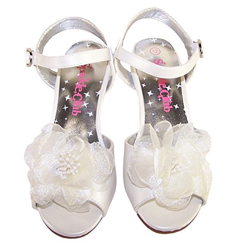 The Sparkle Club  Madelynset, Peep-Toe fille