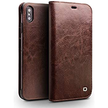 Amazon.com: ProCase Genuine Leather Case for iPhone Xs Max