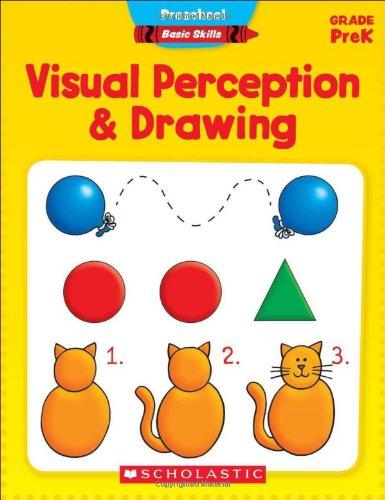 Preschool Basic Skills: Visual Perception & Drawing