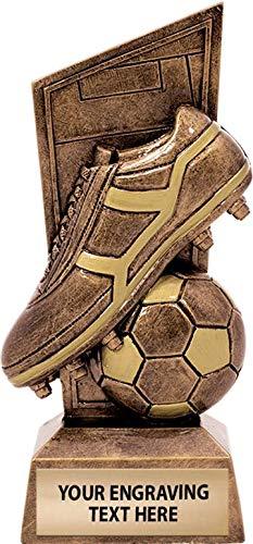 Dynamic Soccer Trophies, 6 1/2