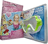 Floating Arms for Kids +3 Disney and Marvel. Including Swimming Mask +4 (Princess)