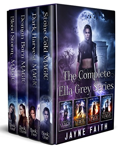The Complete Ella Grey Series: Ella Grey Books 1, 2, 3, and ()
