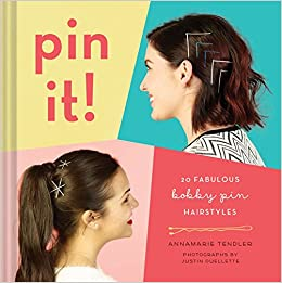 Pin It 20 Fabulous Bobby Pin Hairstyles Annamarie Tendler Justin