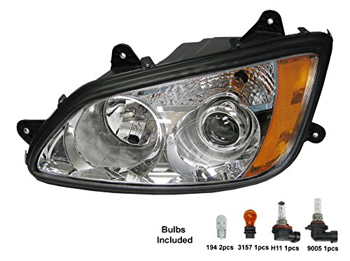 PetaParts PBP 34-485 Driver Side Headlight (Kenworth T660...