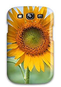 Fashion TlRBvAt27091ANjdk Case Cover For Galaxy S3(quality Single Sun Flower)