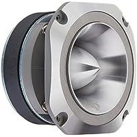 Audiopipe 400W MAX ALUMINUM TWEETER(Sold each) DIAMOND CHROME CUTTING FINISH